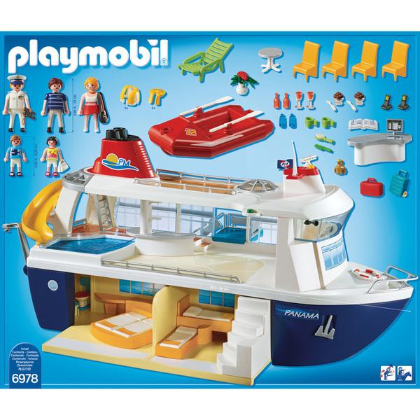 6978 bateau de croisi re playmobil family fun playmobil king jouet playmobil playmobil. Black Bedroom Furniture Sets. Home Design Ideas