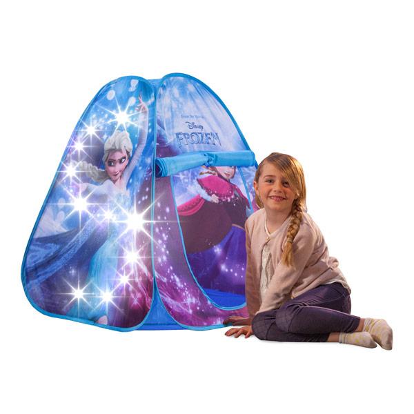 Tente pop up lumineuse reine des neiges john gmbh king - Jeux de reine des neige gratuit ...