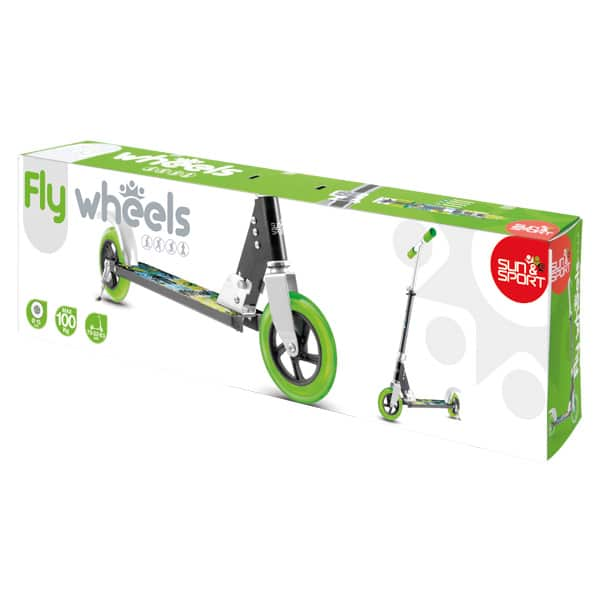 Patinette pliable Fly Wheels