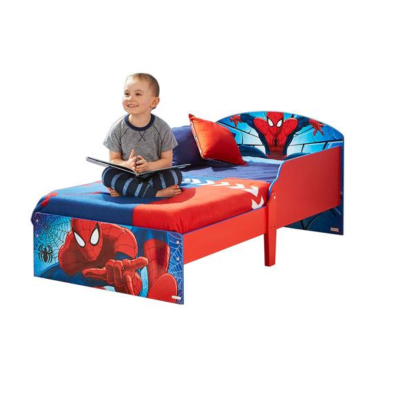 Lit cosy Spiderman