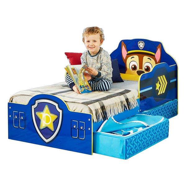 lit design pat 39 patrouille room studio king jouet. Black Bedroom Furniture Sets. Home Design Ideas