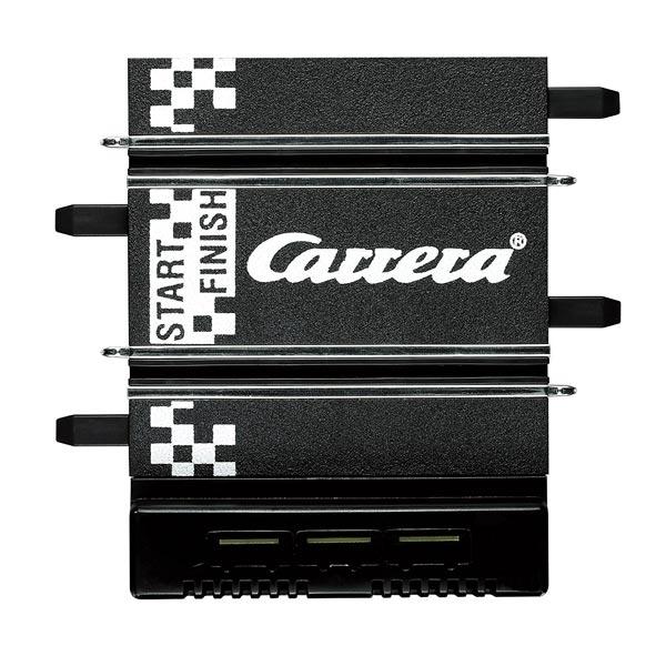 Carrera Go - Rail de connexion 1 prise