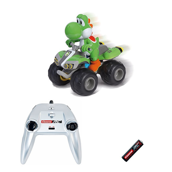 Mario Kart 8-Yoshi radiocommandé 1/20 ème