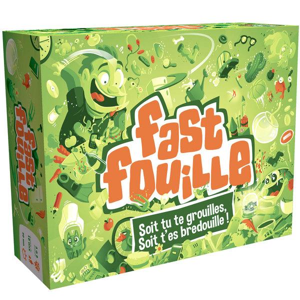 Fast Fouille