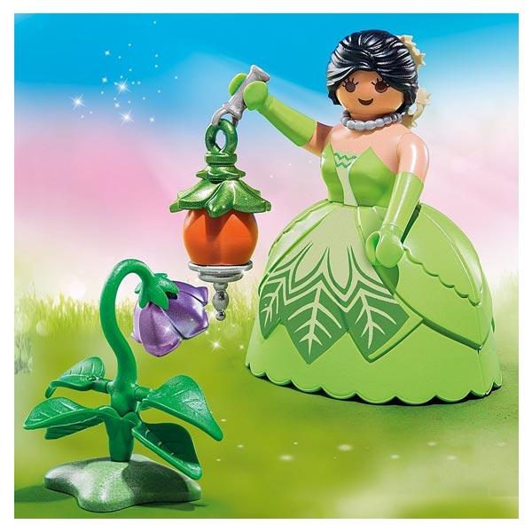 5375-Princesse des fleurs - Playmobil Princess