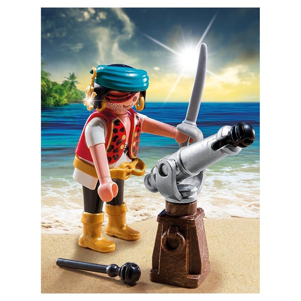 5378-Canonnier des Pirates - Playmobil Pirates