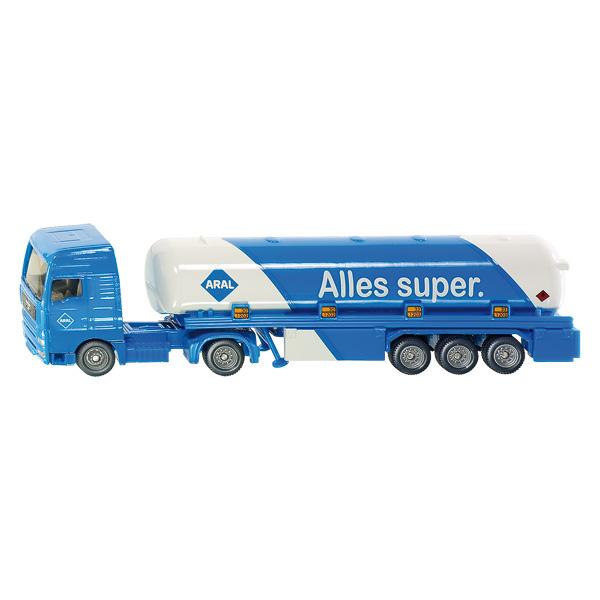 Camion-Citerne Semi-Remorque