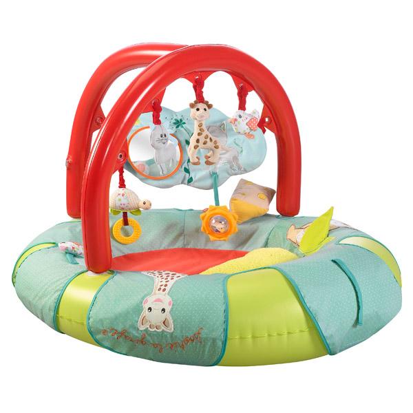 cocoon 39 aire sophie la girafe vulli king jouet tapis d. Black Bedroom Furniture Sets. Home Design Ideas