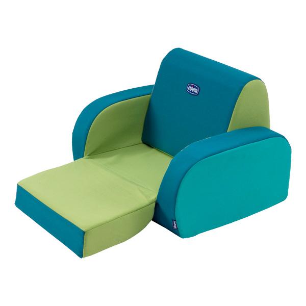 fauteuil twist bleu sea green de chicco. Black Bedroom Furniture Sets. Home Design Ideas