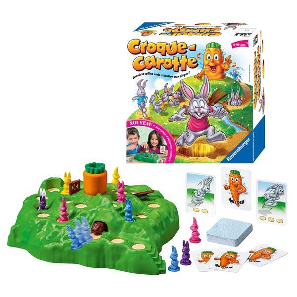 croque carotte ravensburger king jouet jeux de hasard. Black Bedroom Furniture Sets. Home Design Ideas
