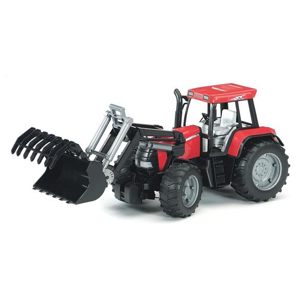 V hicules de chantier et tracteurs v hicules circuits et jouets radiocommand s page n 8 - Tracteur avec fourche ...