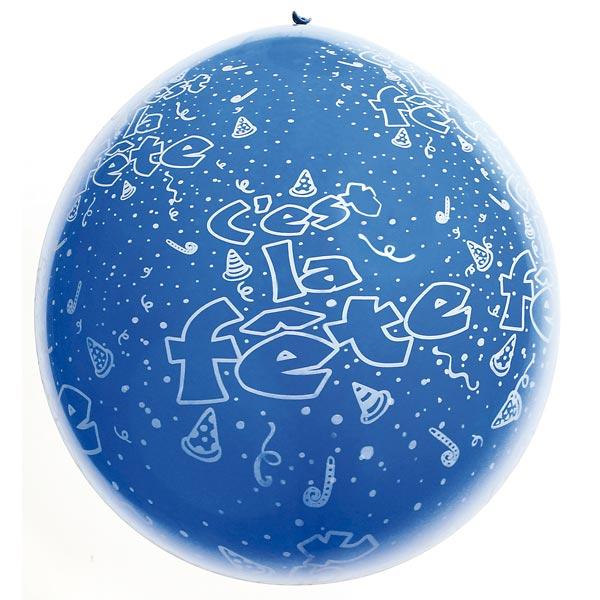 Ballon géant d100cm pour 8€