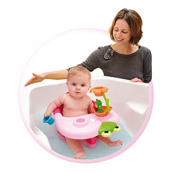 Baby Bath Time Cotoons Rose
