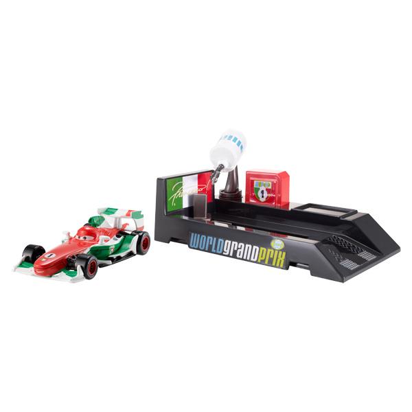 propulseur cars mattel circuit de voiture lectrique comparer le moins cher sur prix jouet. Black Bedroom Furniture Sets. Home Design Ideas
