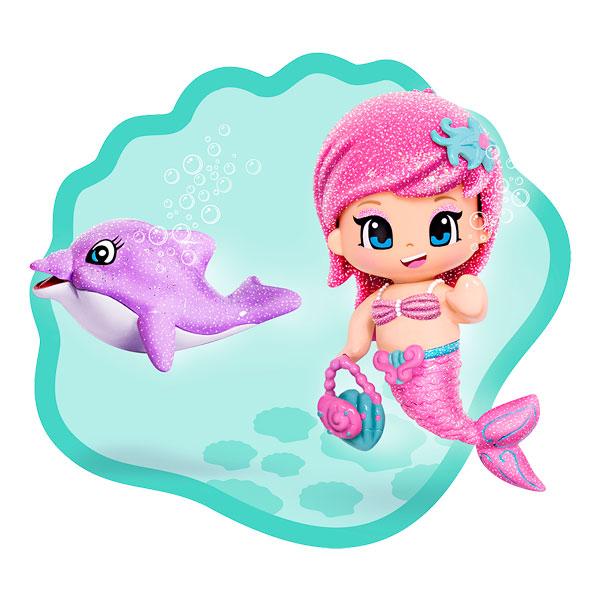 sirene pinypon avec son dauphin petites annonces jeux jouets. Black Bedroom Furniture Sets. Home Design Ideas