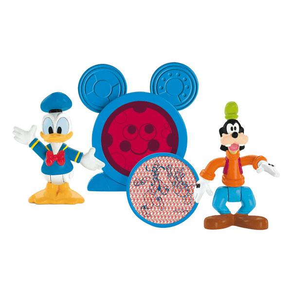 Figurine donald et dingo de mattel - Donald et dingo ...