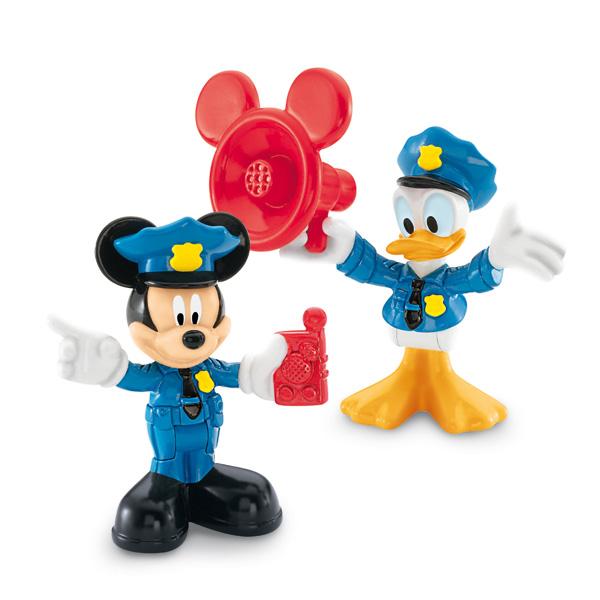 Mattel  Mickey  Figurine Mickey à la ferme  pas cher Achat / Vente Dessins