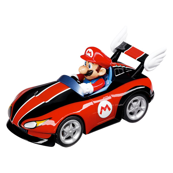 Pull Back Action Mariokart Wii Mario Carrera King Jouet
