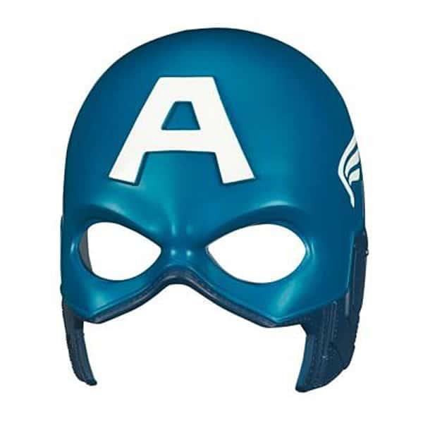 Masque avengers captain america hasbro king jouet accessoires d guisements hasbro f tes - Masque de captain america ...