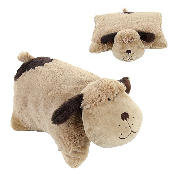 Pillow pets chien pillow pets king jouet d coration for Salon qui se transforme en chambre