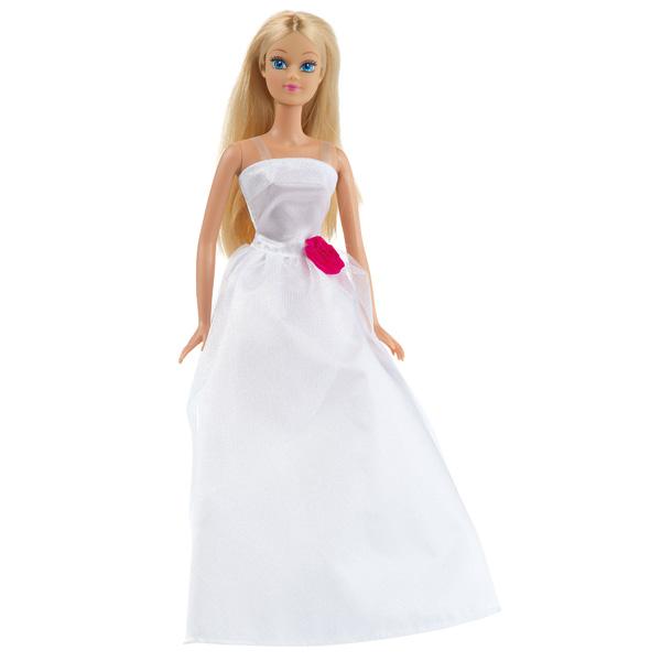 Lolly Robe de Mariée avec Fleur Lolly : King Jouet, poupées ...