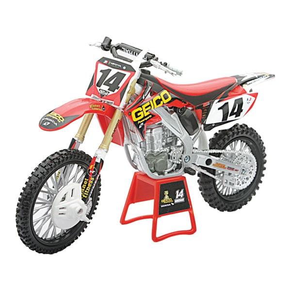 Moto Cross Team Geiko Honda K.Windham