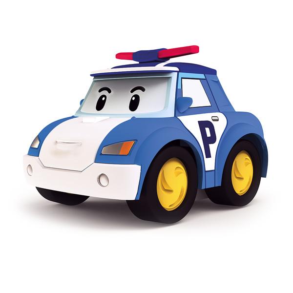 Robocar poli v hicule friction poli ouaps king jouet - Personnage robocar poli ...