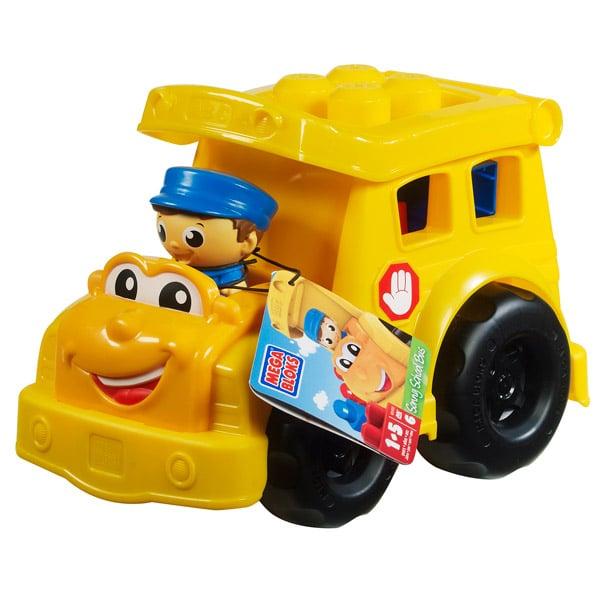 Lil véhicule : L'Autobus Scolaire de Sonny