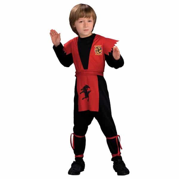 costume gar on 5 7 ans ninja invincible heroes king. Black Bedroom Furniture Sets. Home Design Ideas