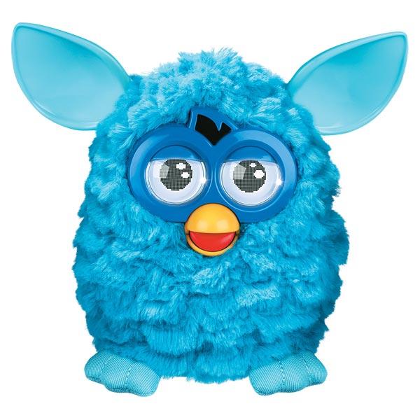 jeu jouet poupees peluches interactives ref  furby cool bleu