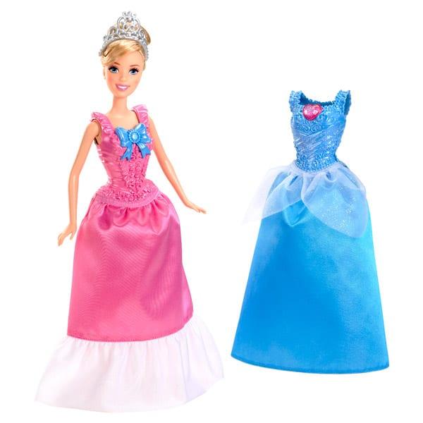 Princesse disney cendrillon et son cheval magique de mattel - Cendrillon et son carrosse ...