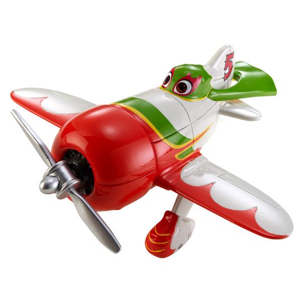 Avion métal PLANES El Chu