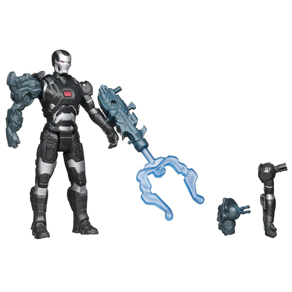 iron man 3 figurine deluxe assemblers war machine movie hasbro king jouet h ros univers. Black Bedroom Furniture Sets. Home Design Ideas