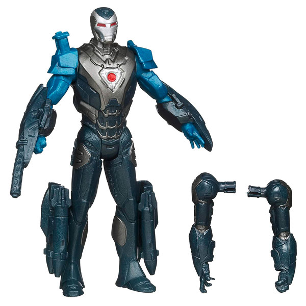 Iron Man 3-Figurine Deluxe Assemblers Iron Man MarkV