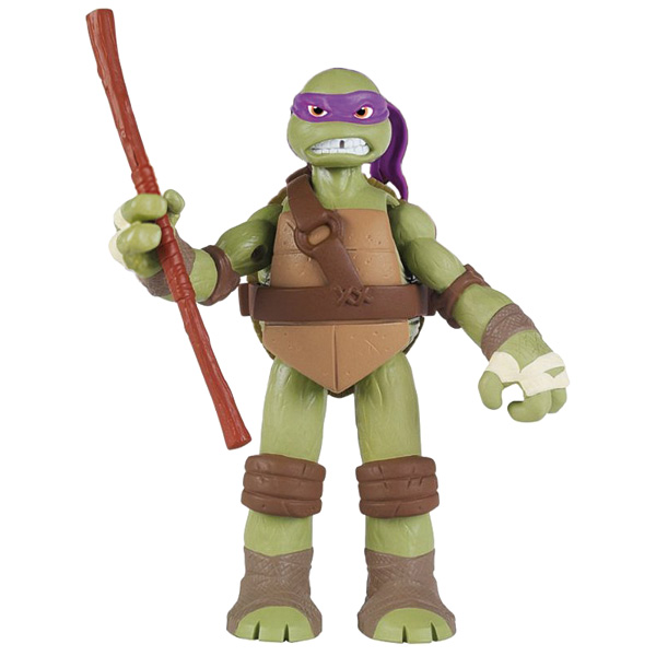 Tortues ninja figurine lectronique 14 cm donatello giochi - Tortues ninja donatello ...