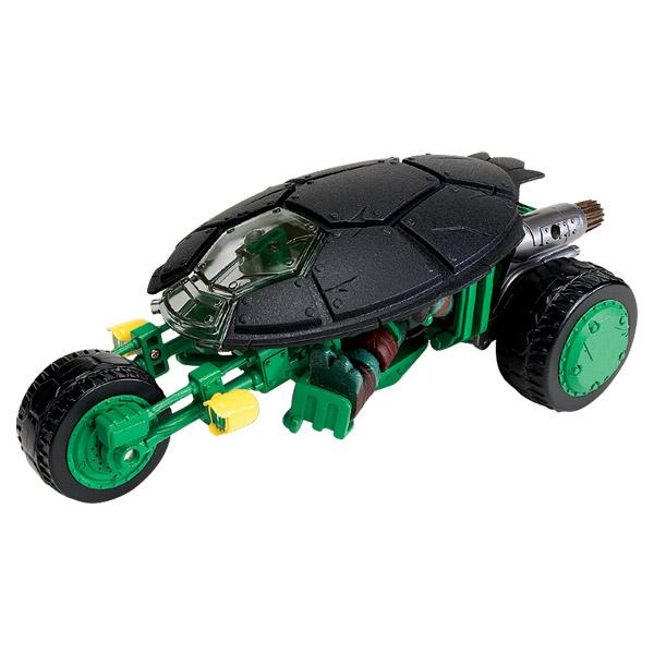 Super bike tortue avec figurine 12 cm de giochi - Vehicule tortue ninja ...