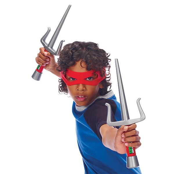 Tortue Ninja Accesoires de Combats Raphael