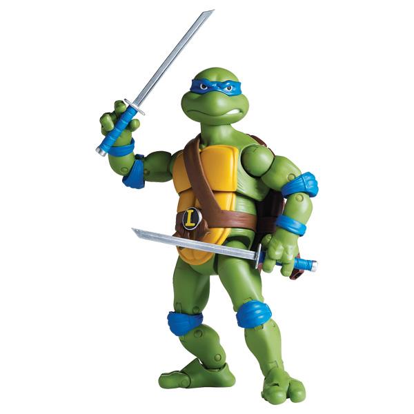 Tortue ninja figurine articul e 16 cm leonardo giochi for Repere des tortue ninja