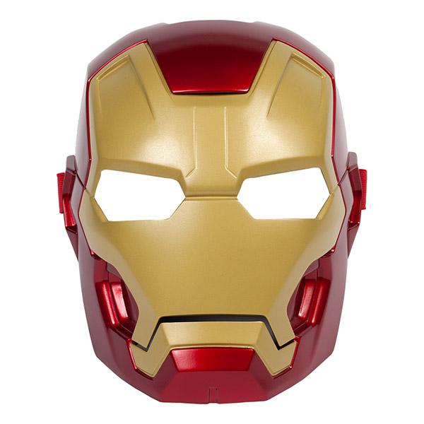 Masque iron man 3 hasbro king jouet accessoires - Masque iron man adulte ...