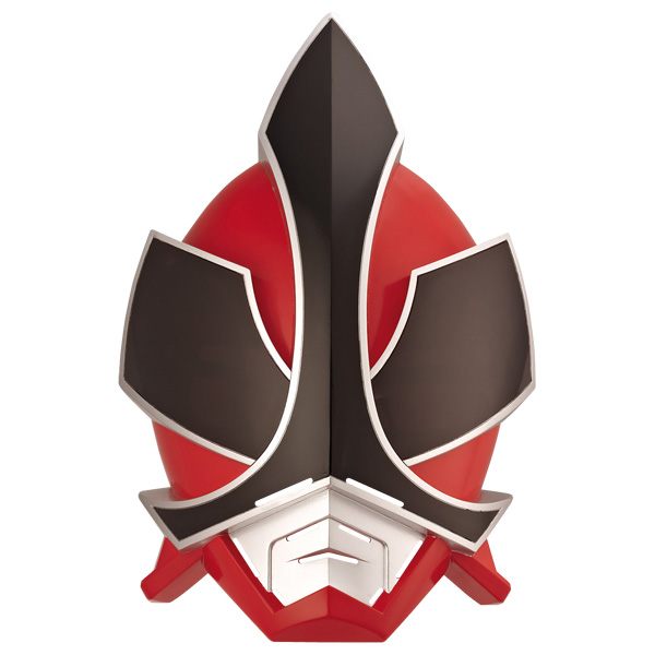 Masque power rangers rouge bandai king jouet h ros - Masque de power rangers ...