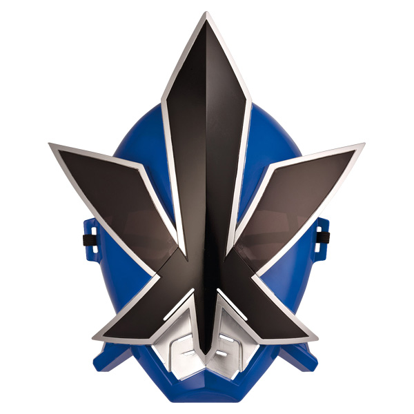 Masque power rangers bleu bandai king jouet h ros - Masque de power rangers ...