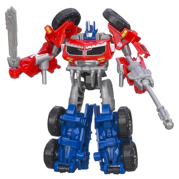 transformers prime commander beast hunter optimus prime hasbro king jouet h ros univers. Black Bedroom Furniture Sets. Home Design Ideas