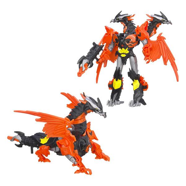 Transformers Prime Commander Beast Hunter Predaking