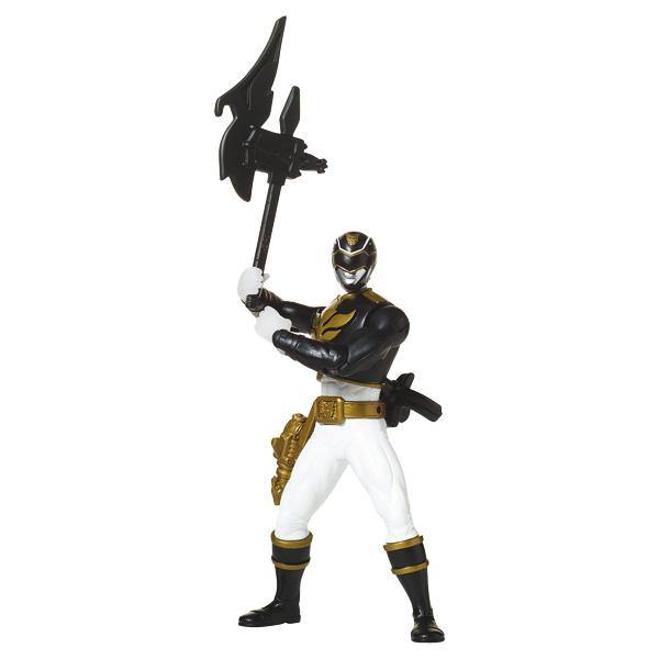 Power Rangers Figurine de combats 16 cm Ranger Noir