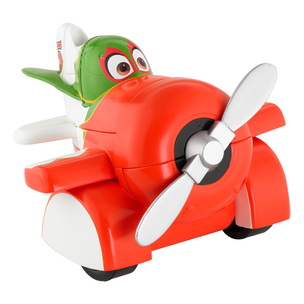 Shake'N'Go Planes El Chupacabra