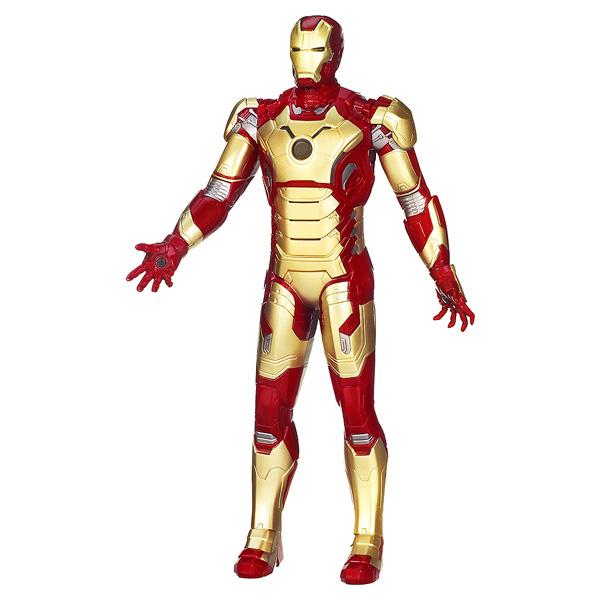 IronMan 3 Figurine Electronique 25cm Iron Man