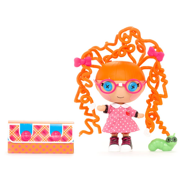 Giochi  Lalaloopsy  Little Lalaloopsy Cheveux rigolos Squirt Lil Top  pas