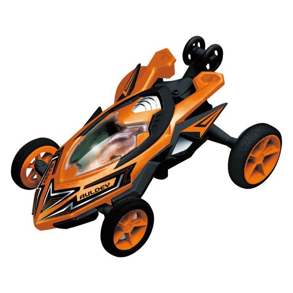 Turbo Jumper RC Orange