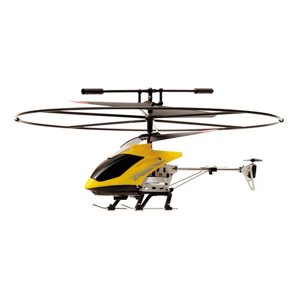 Hélicoptère Jaune IR 2 vitesses