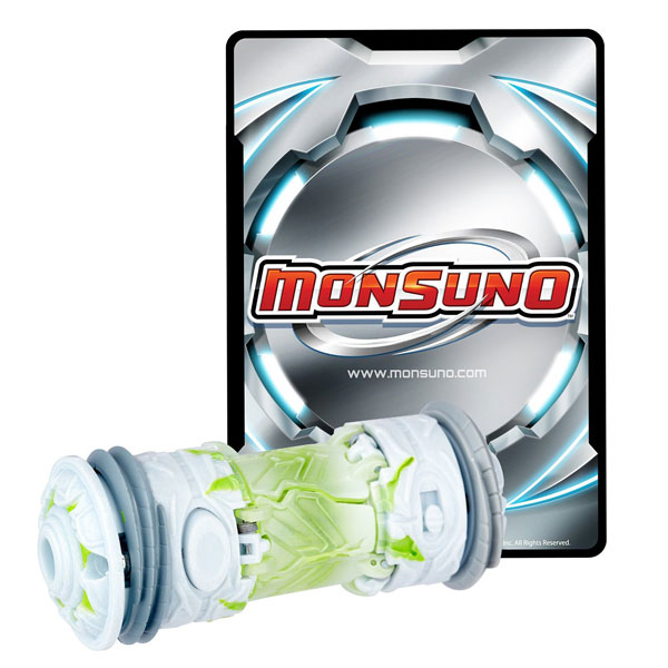Monsuno Deluxe Snow